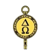 Delta Omega Honor Society logo