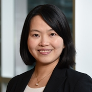 University of Massachusetts Amherst Health Policy and Management alumna Jing Hao