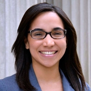 University of Massachusetts Epidemiology doctoral candidate Mary Díaz Santana