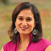 UMass Amherst Health Promotion and Policy alumna Meenakshi Verma-Agrawal