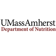 University of Massachusetts Amherst Department of Nutrition