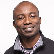 UMass Amherst Assistant Professor of Environmental Health Sciences Raphael Arku