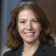UMass Amherst Associate Professor of Health Policy and Management Sarah Goff