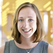University of Massachusetts Amherst Community Health Education student Tess Curran
