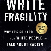White Fragility book cover