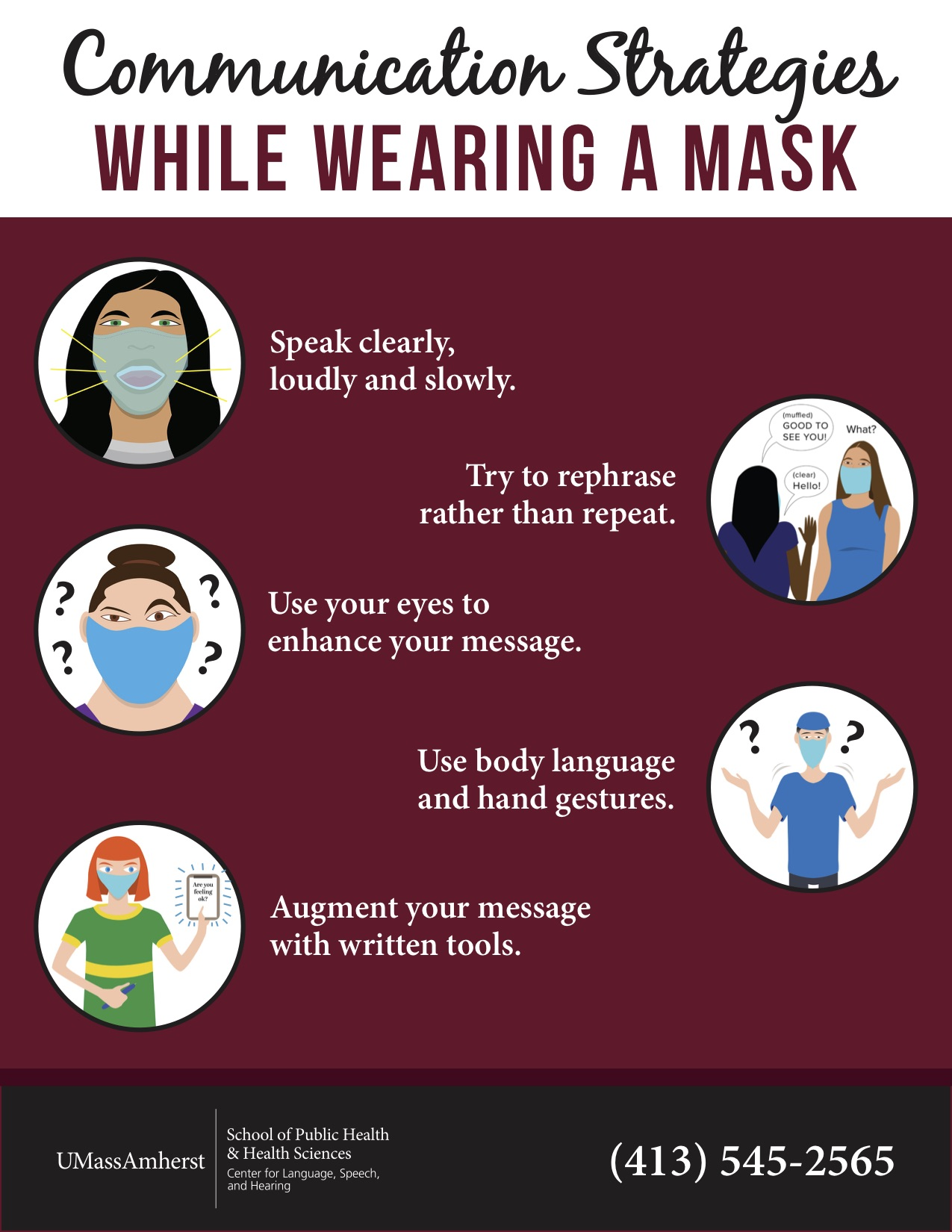 infographic%20recommending%20that%20masked%20speakers%20speak%20loudly%2C%20clearly%2C%20and%20use%20body%20language%20and%20written%20materials%20to%20help%20people%20hear%20them
