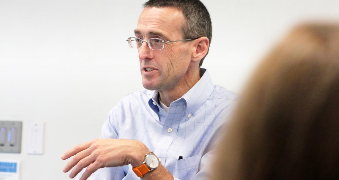 University of Massachusetts School of Public Policy (SPP) director Alasdair Roberts