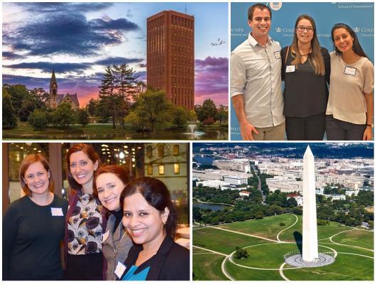 University of Massachusetts School of Public Policy (SPP) students are heading to Washington, DC