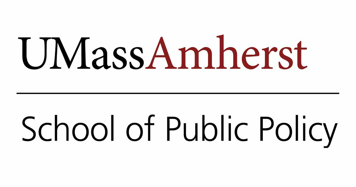 School Of Public Policy Spp Umass Amherst