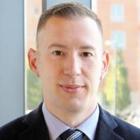 University of Massachusetts School of Public Policy (SPP) student Brian Case