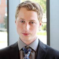 University of Massachusetts School of Public Policy (SPP) student Daniel Beckley