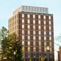 University of Massachusetts School of Public Policy (SPP) is located in Thompson Hall