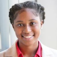 University of Massachusetts School of Public Policy (SPP) student TiQuoria Jackson