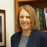 Headshot of School of Public Policy Professor Betsy Schmidt