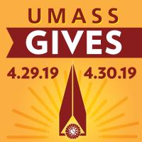 UMassGives logo