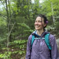 Headshot of Grace Buckner