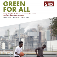 Cover image of Green for All study