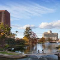 photo of UMass campus