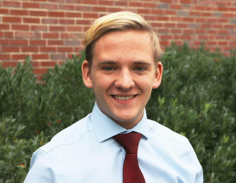 Headshot of student Jacob Binnall