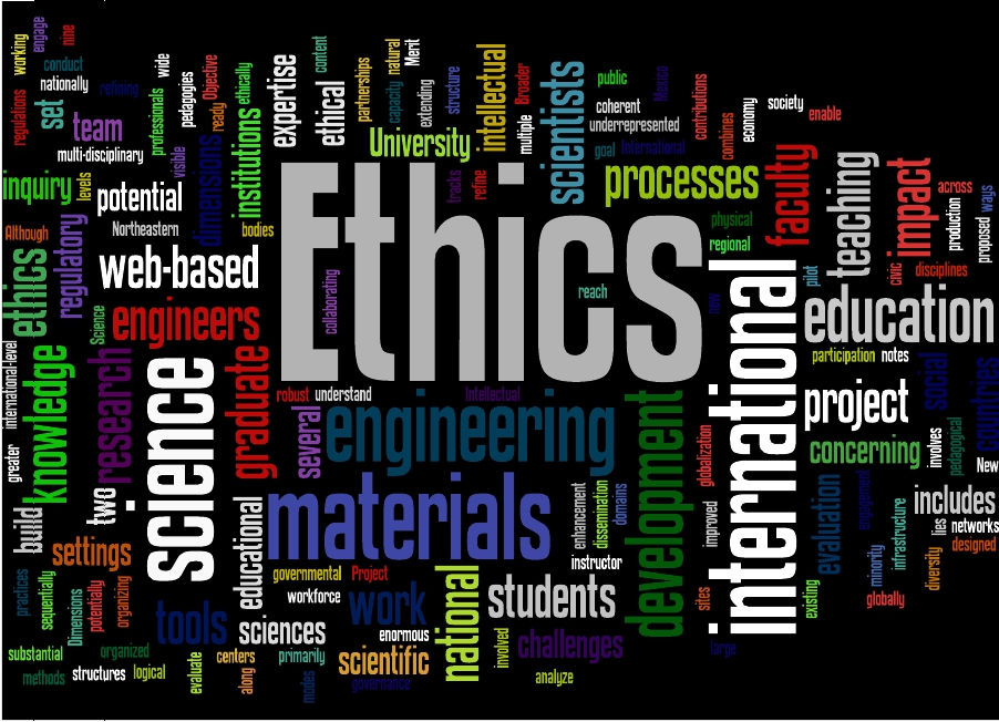 international dimensions of ethics education