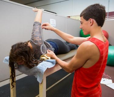 Kinesiology Studies at UMass, Amherst