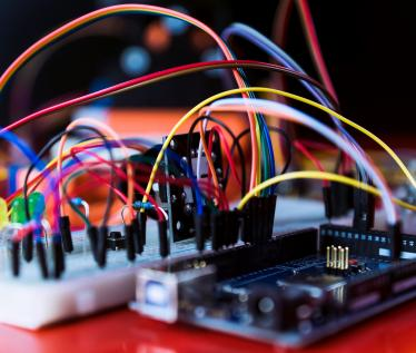Introduction to Electronics and Arduino at UMass, Amherst