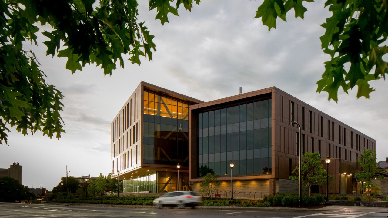 Buildings & Infrastructure | Sustainability | UMass Amherst