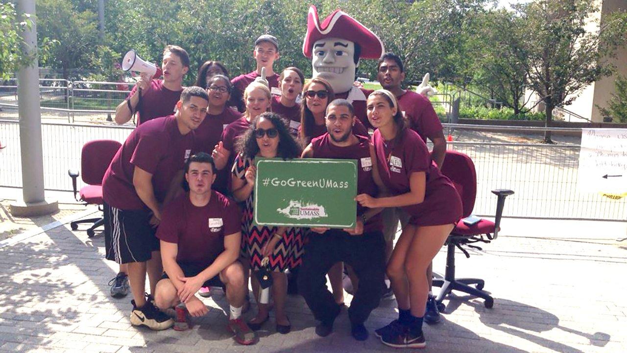 Sustainable Living at the University of Massachusetts Amherst