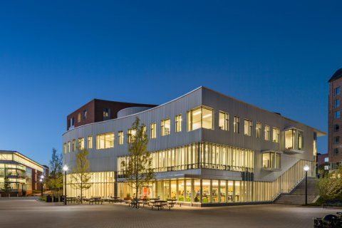 Commonwealth Honors College Residential Complex at the University of Massachusetts Amherst