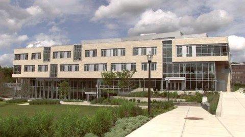 Integrative Learning Center at the University of Massachusetts Amherst