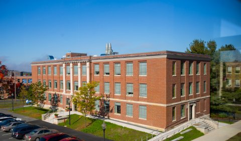 Paige Laboratory at the University of Massachusetts Amherst