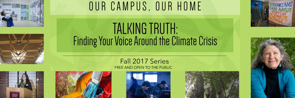 Talking Truth: Fall 2017 Series