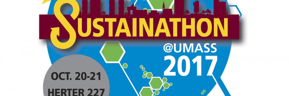 Sustainathon 2017 at UMass