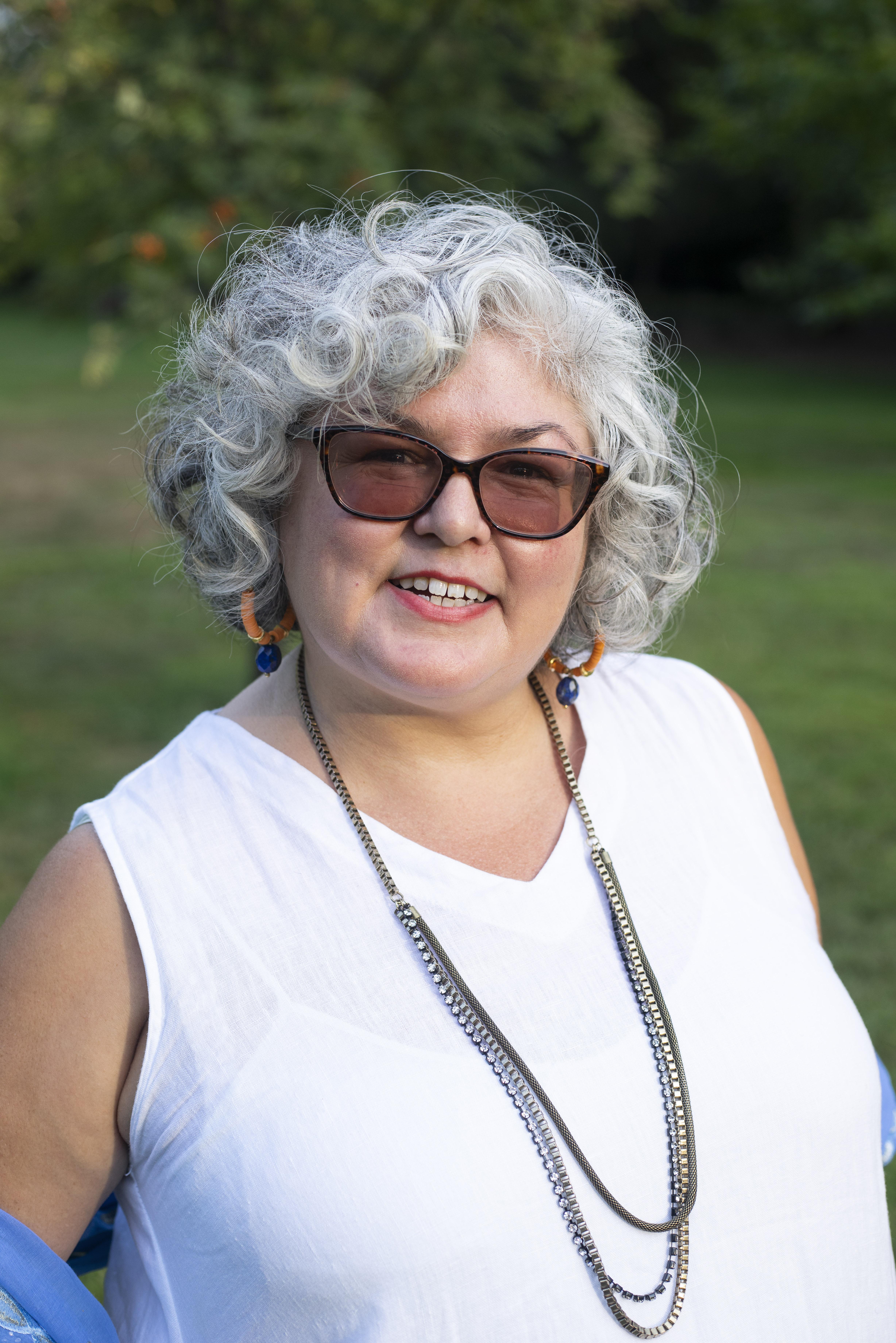 Priscilla Page portrait
