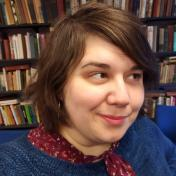 Image of department of theater administrative assistant Bethany Sherwood