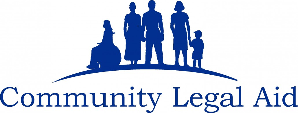 Community Legal Aid Logo