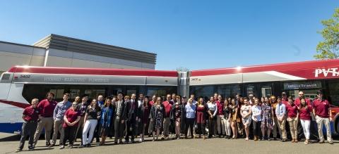 Transit Commencement Team