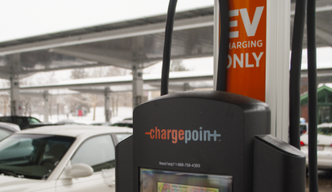 Electric Vehicles Transportation Services Umass Amherst
