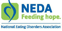 National Eating Disorders Association logo