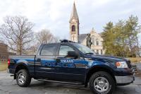 UMPD truck