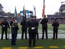 Honors Guard Patriots Day