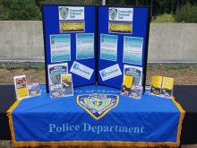 umpd display table