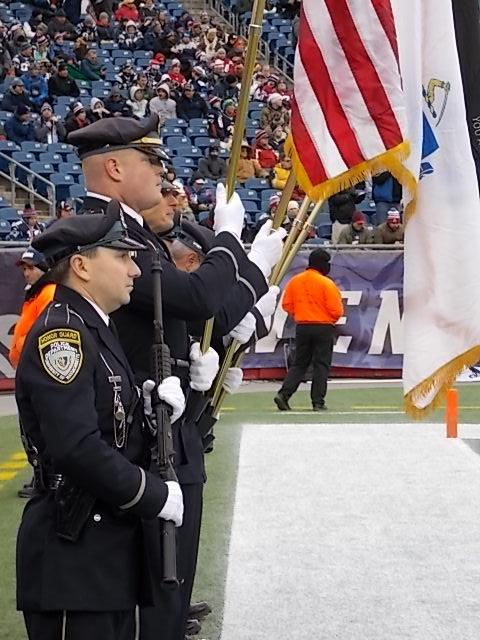 honor guard - umpd