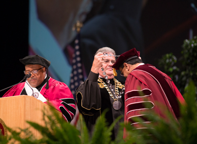 2013 Chancellor Inauguration