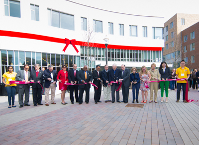 Commonwealth Honors College Opening