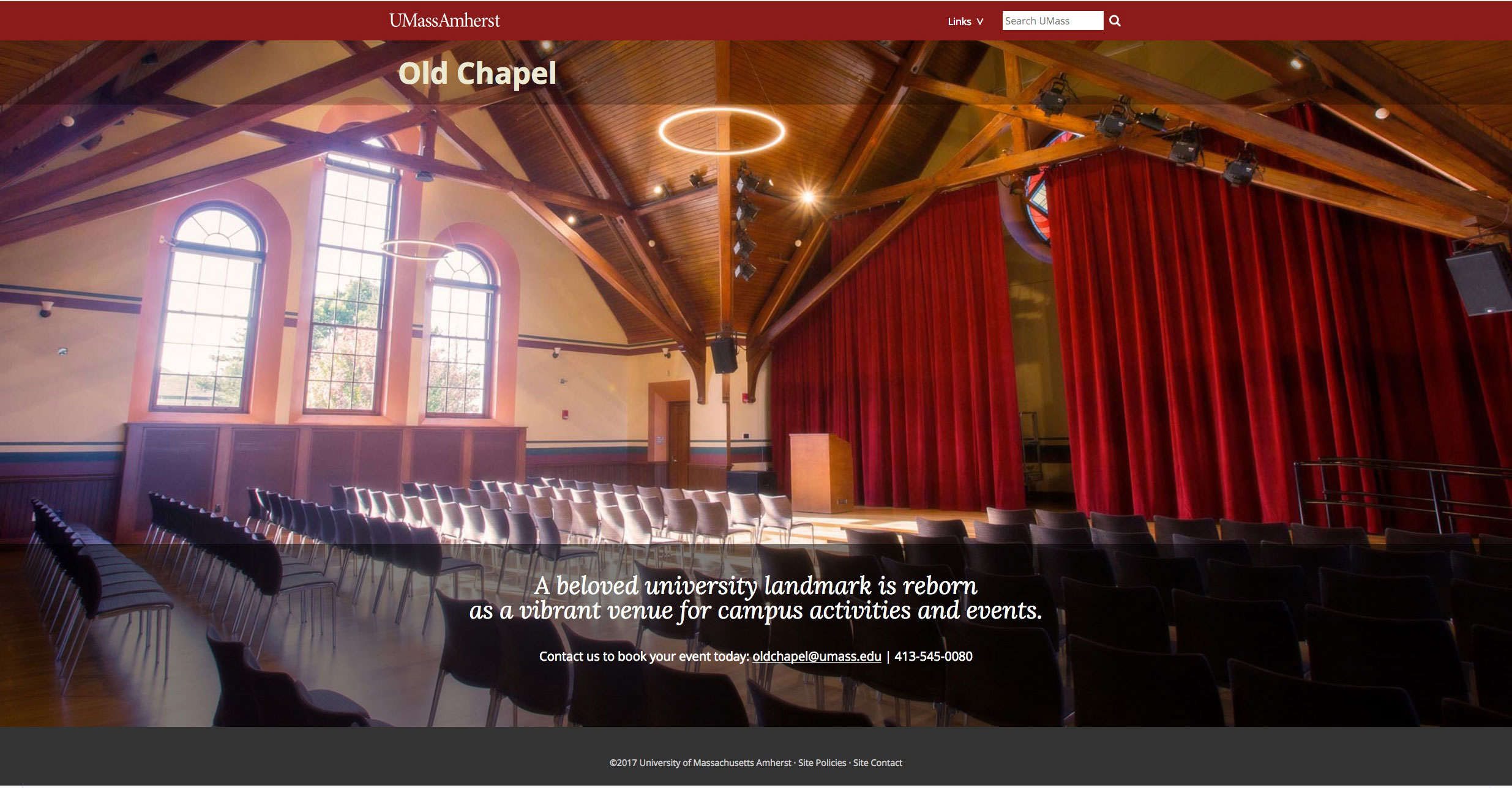 Old Chapel - UMass, Amherst