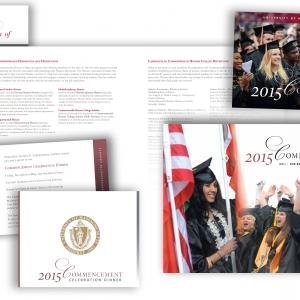 UMass Undergraduate Commencement Materials