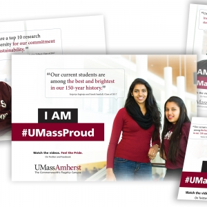 UMass Proud Campaign