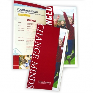 UMass Amherst Brochure