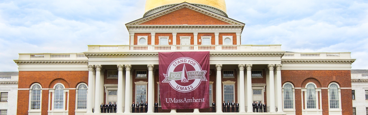 Government Relations - raising the profile of the UMass Amherst flagship campus